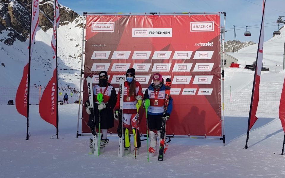 1. Meistertitel für Ski-Talent Klopfenstein